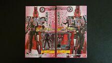 Kamen Rider So-Do Saber Book 6 Decade Complete Form 21 Figure New US Seller