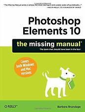 Photoshop Elements 10 by Brundage, Barbara