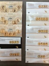 More details for full set of us mint first spouse bronze medal series coin coins set