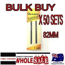 50 set PLANER BLADES 82x5. 5x1. 2 planner blade electric planer machine