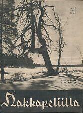 Finland Wartime Magazine Hakkapeliitta 1943 #5 - WWII- Stalingrad