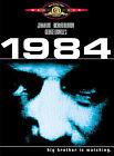 1984+George+Orwell+DVD+John+Hurt+Richard+Burton+Widescreen+SEALED+New