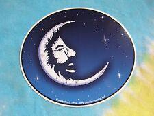 Grateful Dead Jerry Moon Face 5.25 Inch Sticker
