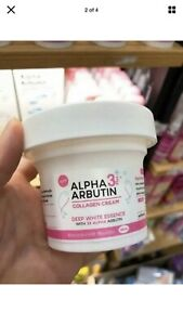 Alpha Arbutin Collagen Whitening Body Cream 3x Alpha Arbutin 100 ml.Best Selling