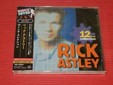 2018 RICK ASTLEY 12INCH COLLECTION JAPAN CD