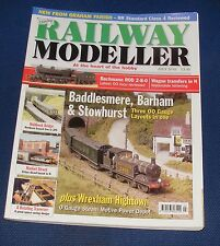 RAILWAY MODELLER VOLUME 61 NUMBER 717 JULY 2010 - BADDLESMERE, BARHAM ,STOWHURST