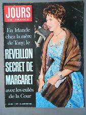 ►JDF 322/1961 - KENNEDY - MARIE LAFORET - SOPHIA LOREN