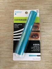 Covergirl Super Sizer Mascara Waterproof 825 Very Black