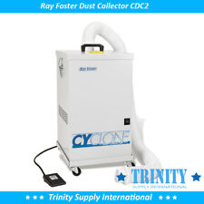 Ray Foster Dust Collector CDC2 Dental Lab Made in USA NEW