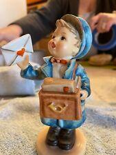 "New ListingVintage Hummel Figurine #119 Postman ~3"". Goebel W. Germany. Nr"