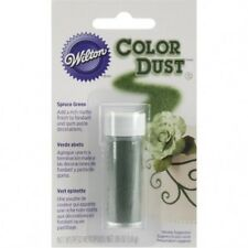Wilton Color Dust Spruce Green 0.05 oz