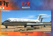 McDonnell Douglas c-9 B/dc-9/(U.S. Navy MARCATURE) 1/144 FLY LIMITED EDITION