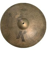 20� Zildjian K Custom Dry Ride
