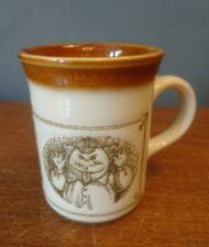 Vtg Retro Biltons Mug Little Boys Nursery Rhyme Design Made in England