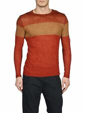 DIESEL K-ALCOR RED JUMPER SIZE L 100% AUTHENTIC