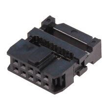 Connecteur IDC femelle 10-contacts Pas 2.54mm Pin À Sertir pour Ribbon Cable