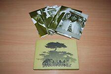BISHOPSTOCK UK BLUES FESTIVAL SOUVENIR POSTCARDS / WALLET AS NEW John Lee Hooker