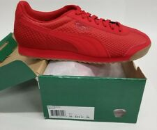 Puma Roma TriEmboss High Risk Red Men's Fashion Sneakers Shoes Size 11