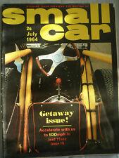 Small Car Jul 1964 Ford Corsair, BMW 1800
