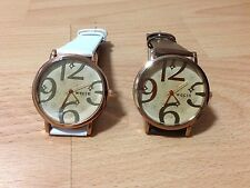 WOMEN'S FASHION DRESS WATCHES-choice of 2 colours