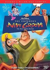 The Emperor's New Groove DVD Mark Dindal(DIR) 2000