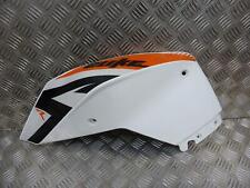 KTM Duke 690 R LC4 2014 Frontal Izquierdo Carenado Panel Recorte Tanque De Mano