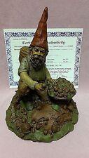"Tom Clark Gnome ""Franklin"" #28 Edition #47 Jan 1983 Coa 10"" x 8"" Retired"