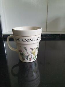 Gifts For Gardeners Antibug Mug Gardening Angel Simon Drew 2004