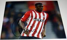 Victor Wanyama Southampton fútbol Foto Firmada 10X8 autógrafo personalmente