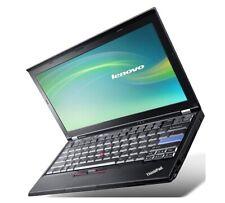 Refurbished Lenovo Thinkpad X220 Laptop Core i5 2.5GHz 240GB SSD 8GB RAM Deals
