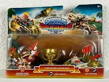 Land Racing Action Pack Skylanders SC Double Dare Trigger Happy Gold Rusher B-W