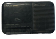 Sony Cassette-Corder TCM-818 Portable Cassette Recorder & Player Tested - Works!