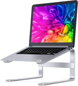 Laptop Stand for Desk, Laptop Riser for Desk, Ventilated Ergonomic Aluminum