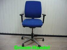 Sedus Early-bird Schreibtischstuhl Bürodrehstuhl Drehstuhl Arbeitsstuhl blau
