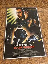 Blade Runner 11x17 inch Movie Poster in Hard Plastic Sleeve