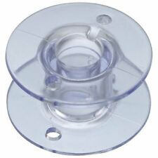 (10 Pack) BOBBINS Plastic Husqvarna Viking Huskystar 207 215 219 224 E10