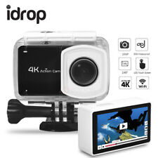 CRAZYBOSS idrop B1 4K Action Camera WiFi 2.45 inch Touch Screen Novatek 96660