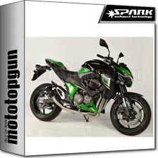 SPARK ESCAPE MOTO-GP RACING ACERO NEGRO KAWASAKI Z 800 2013 13 2014 14 2015 15