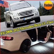17 PCS White car Interior Canbus LED bulbs Kit for 08-12 Mercedes Benz GL-Class