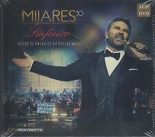 CD - Mijares 30 Sinfonico 2 CD's + 1 DVD Desde El Palacio De Bellas Artes