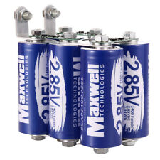Maxwell 567F 17V Technologies Super Capacitor with OA Screw Type car battery