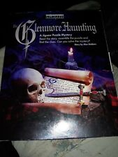 1993 Bepuzzled Glenmore Haunting Mystery Jigsaw Puzzle 1000 PIECE