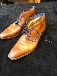 Mens leather shoes size 45 Jones