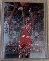 99 Topps Chrome Back To Back Michael Jordan