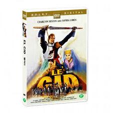 El Cid (1961) DVD - Charlton Heston (*New *Sealed *All Region)