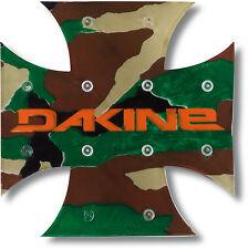 Dakine Snowboard Stomp Pad - X-Mat - Camo, Boot Griff, Tool, Spiked