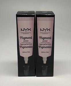 NYX Professional Makeup Pigment Primer PIGP01 0.33 fl.oz.-2 Pack