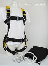 Comfort Safety Belt Climbing Harness Equipment Tree Care Fall Protection