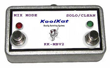 KoolKat's 2 Button Footswitch for Mesa Boogie V-twin