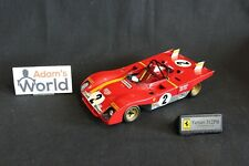 GMP Ferrari 312PB 1972 1:18 #2 Ickx / Andretti winners 24h Daytona (PJBB)